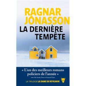 La dernière tempête, R. Jonasson